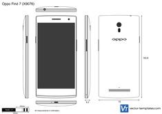Oppo Find 7 (X9076)