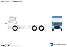 MAN TGM 6x2-2 Chassis