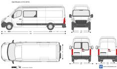 Opel Movano L4 H2