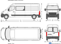 Opel Movano Combi L3 H2