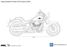 Harley-Davidson Fat Boy S Fat Custom