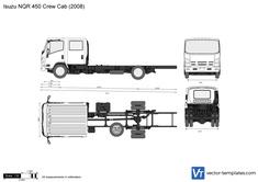 Isuzu NQR 450 Crew Cab