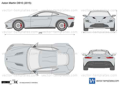 Templates Cars Aston Martin Aston Martin Db10
