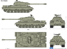 IS-4 Stalin