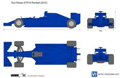 Toro Rosso STR10 Renault