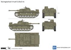 Sturmgeschutz III Ausf.G (StuG III)