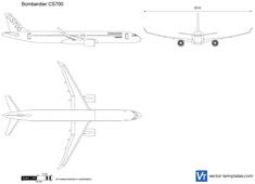 Bombardier CS700
