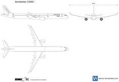 Bombardier CS900