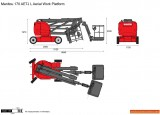 Manitou 170 AETJ L Aerial Work Platform