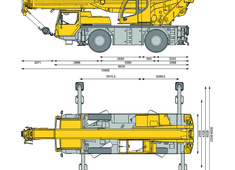 Liebherr LTM 1040-2.1 Mobile Crane