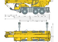 Liebherr LTM 1050-3.1 Mobile Crane