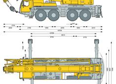 Liebherr LTM 1090-4.1 Mobile Crane