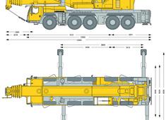 Liebherr LTM 1220-5.2 Mobile Crane