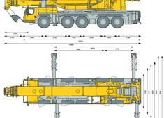 Liebherr LTM 1250-5.1 Mobile Crane