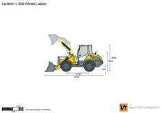 Liebherr L 506 Wheel Loader