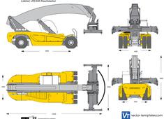 Liebherr LRS 645 Reachstacker