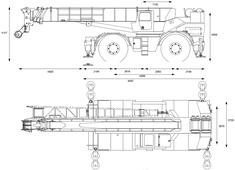 Grove RT9100A Rough Terrain Hydraulic Crane