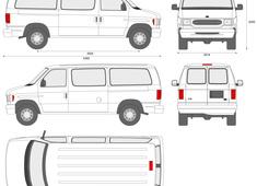 Ford E 150 Passenger Van