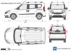 Fiat Doblo Combi L1H1