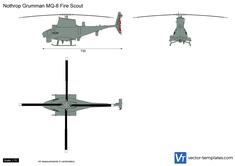 Nothrop Grumman MQ-8 Fire Scout