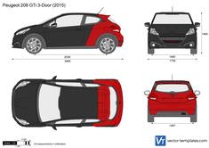 Peugeot 208 GTi 3-Door