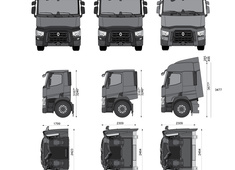 Renault Range T Long Haul