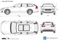 Volvo V90 T6