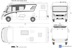 Hymer ML-I Bus Camper