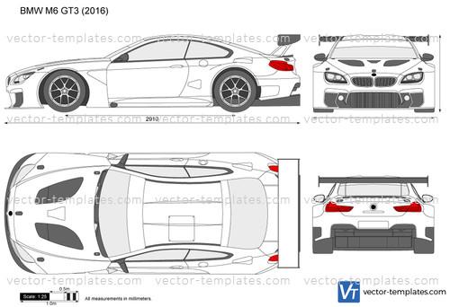 Templates Cars Bmw Bmw M6 Gt3