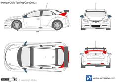 Honda Civic Touring Car