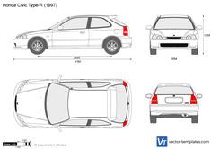 Honda Civic Type-R EK