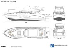 Sea Ray 650 Fly