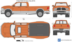 Dodge RAM HD Heavy Duty