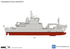 Hydrographic Survey Vessel 6613