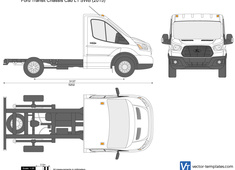Ford Transit Chassis Cab L1 SWB
