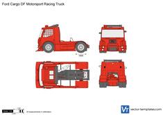 Ford Cargo DF Motorsport Racing Truck
