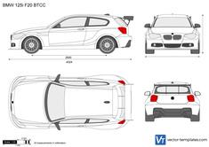 BMW 125i F20 BTCC