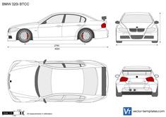 BMW 320i BTCC