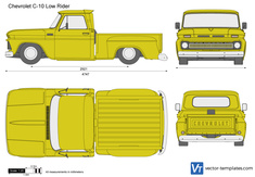 Chevrolet C-10 Low Rider