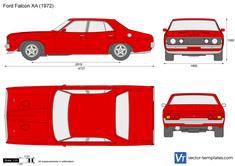Ford Falcon XA