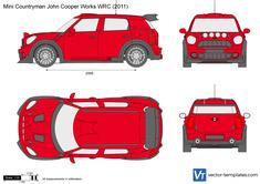 Mini Countryman John Cooper Works WRC R60