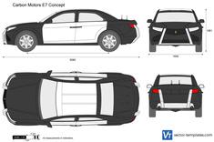 Carbon Motors E7 police car concept