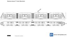 Siemens Avenio T1 tram (Munchen)
