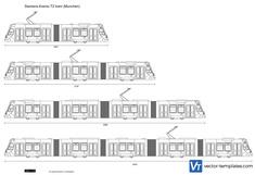 Siemens Avenio T2 tram (Munchen)
