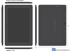 Amazon Fire HDX 8.9 (GPZ45RW)