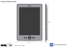 Amazon Kindle e-reader