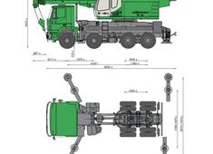 Sennebogen HPC 35 Truck Crane