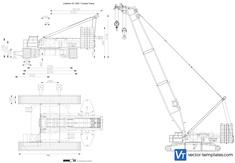 Liebherr LR 1350.1 Crawler Crane