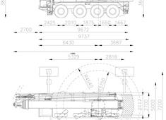 Liebherr LTM 1070 42M Mobile Crane