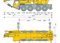 Liebherr LTM 1070-4.1 Mobile Crane